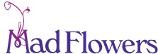 Mad Flowers Logo