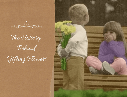The History Behind Gifting Flowers