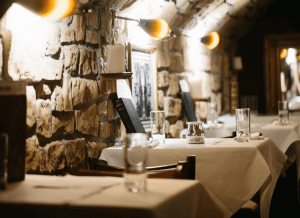 romantic quirky restaurant dublin date night