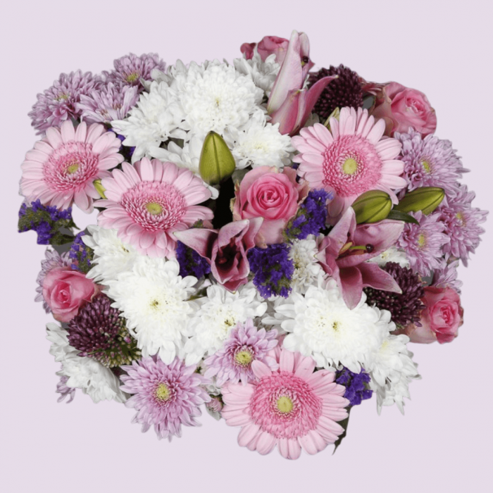 Mothers Day Temple Street Bouquet